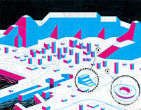 Cape Town World Design Capital - Editorial Illustration