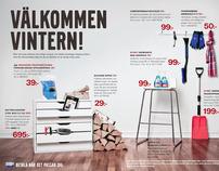 Volvo. Merchandise campaign.