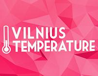 Vilnius Temperature
