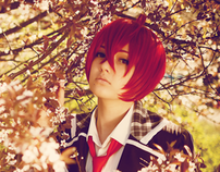 Yoh Tomoe (Cosplay)