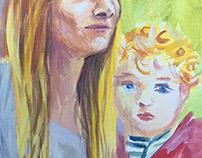 The MotherPortrait Project