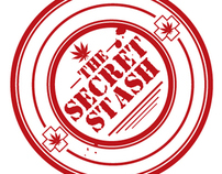 Logo Redesign Concept - The Secret Stash