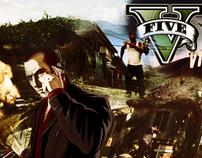 Grand Theft Auto 5 Wallpaper