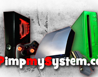 PIMP MY SYSTEM COMPANY  LOGO