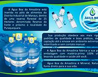 Panfleto - Água Boa da Amazônia