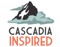 Cascadia Inspired Logo Design
