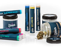 Elevate Cannabis - Cannabis Branding, Packaging & Web.