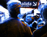 LA CIUDAD DEL CAOS - Photography & Graphic intervention