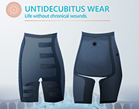 Untidecubitus wear
