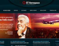 ST Aerospace Website (2005)