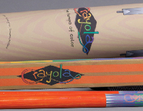 Crayola Drumsticks