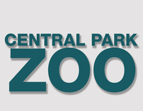 Central Park Zoo poster ADS