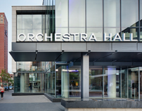 Orchestra Hall Signage