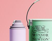 New Winsor & Newton Paints