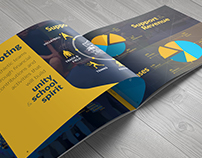 Revenue Report Booklet Design Solution