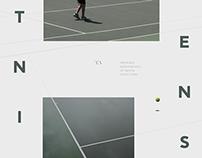 Tennis Zine