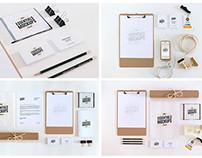 16 Essentials Mockups Pack / 16 PSD