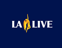LA Live Rebranding