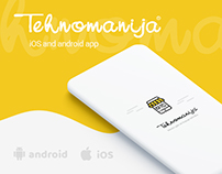 Tehnomanija mobile app