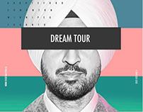 Dream Tour - Diljit Dosanjh