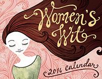 Women's Wit 2016 Calendar
