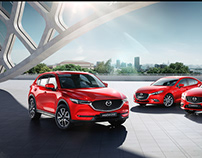 Mazda compaign KV I Full CG