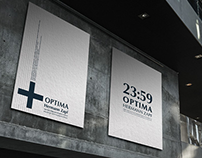 OPTIMA font  |  Gallery Posters