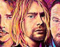 My Grunge Heroes