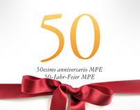 50th anniversary MPE-Locarno