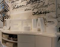 Grafitti Collection at iSaloni