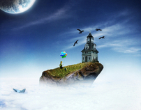Lost in a dream...