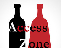 Access Zone Logo Design 2011