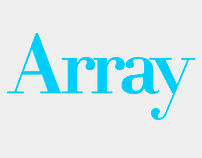 Studio Array Website Launching