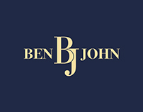 Ben John | Identidade Visual