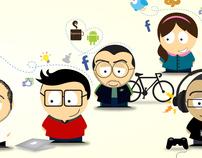Symbyo Studio's Character Design
