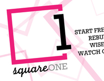 "Discovery Church - ""Square One"" Series Graphics"