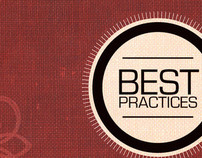 "North Church - ""Best Practices"" Series Graphics"