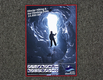 Arctic Adventures Print Ads