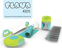 Flava - Pasta Making tools for kids