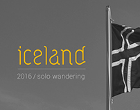 Iceland / wandering