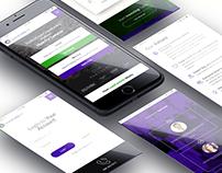 Loan Fund Me - Web Design
