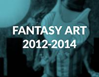 Ilustración Fantástica/ Fantasy Art