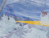 EY NextGen Academy »skiing«