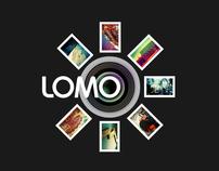 LOMO - Interactive Magazine