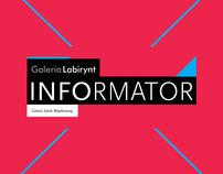 Labirynt Gallery / Informator