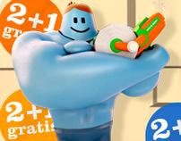 BOL.COM - De Bulk - Retailcampagne TV/online