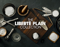 THE LIBERTÉ PLAIN COLLECTION