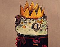 Frog Prince.
