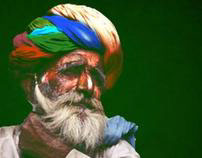 """The baba """"flow with the spirit"""""""