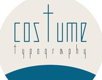 Costume Typography